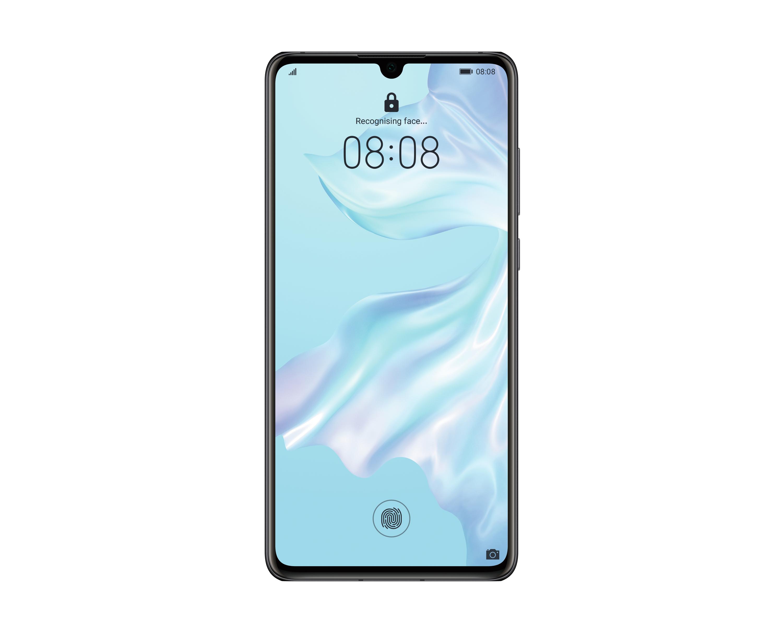 "Huawei P30 Smartphone 15,5cm/6,1""Android 40+16+8+32MP 128GB Nano-SIM Schwarz für 419,00 Euro"