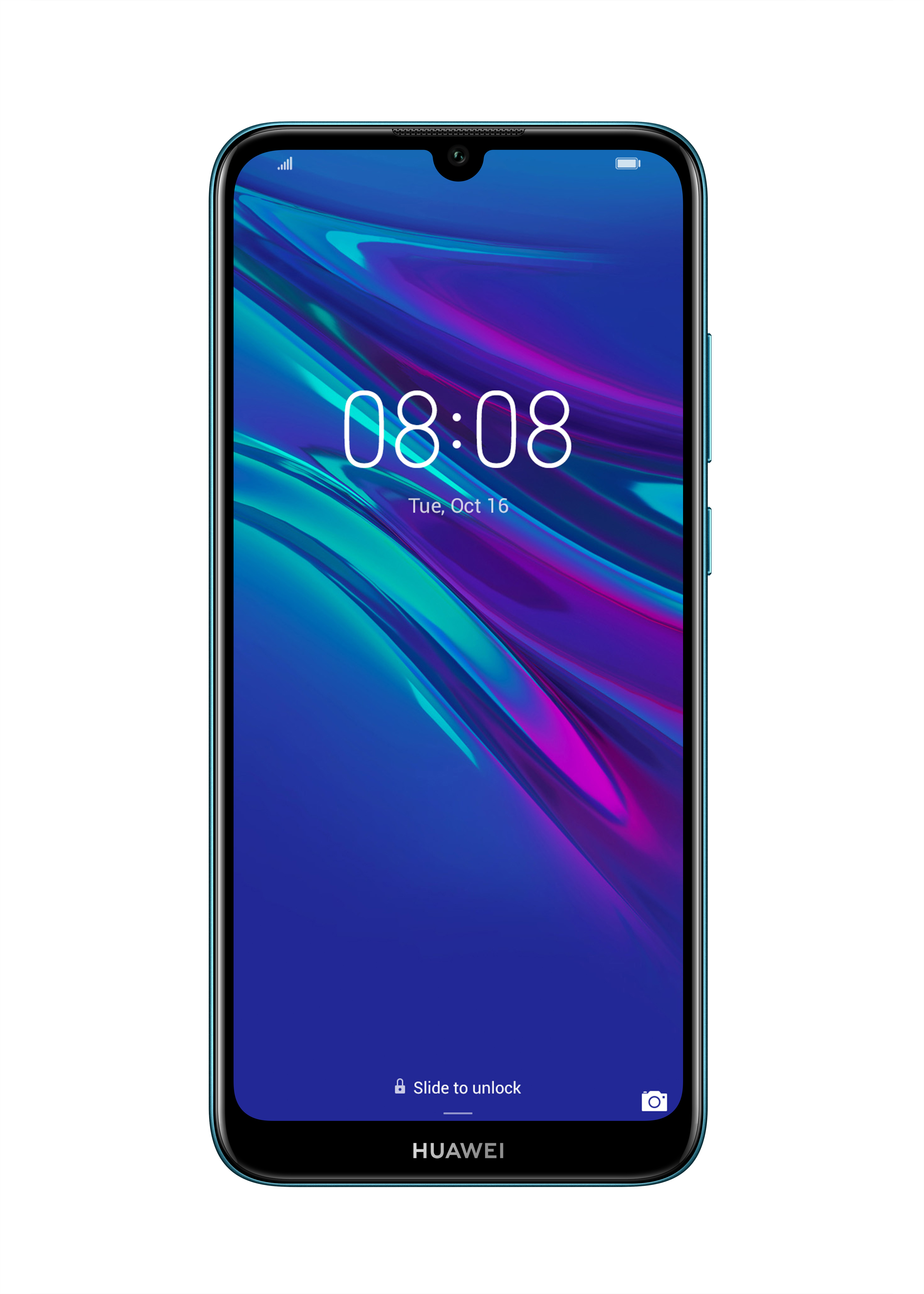 Huawei Y6 Smartphone 15,46cm HD+Display Android 9.0 32GB 13MP DUAL-SIM für 125,00 Euro