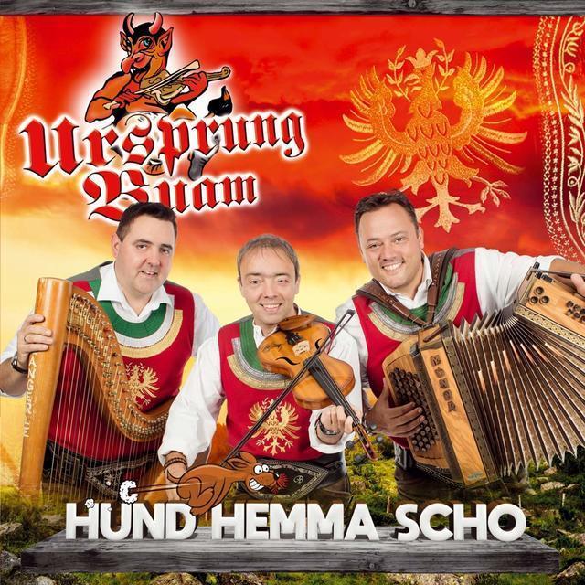 Hund hemma scho (Ursprung Buam) für 12,99 Euro