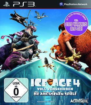 Ice Age 4: Voll verschoben (Playstation3) für 19,99 Euro