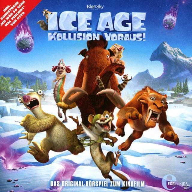 Ice Age 5 - Kollision voraus! (CD(s)) für 6,99 Euro