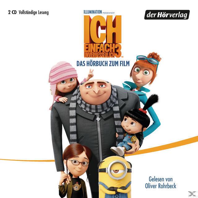 Ich, einfach unverbesserlich 3 (CD(s)) für 7,99 Euro