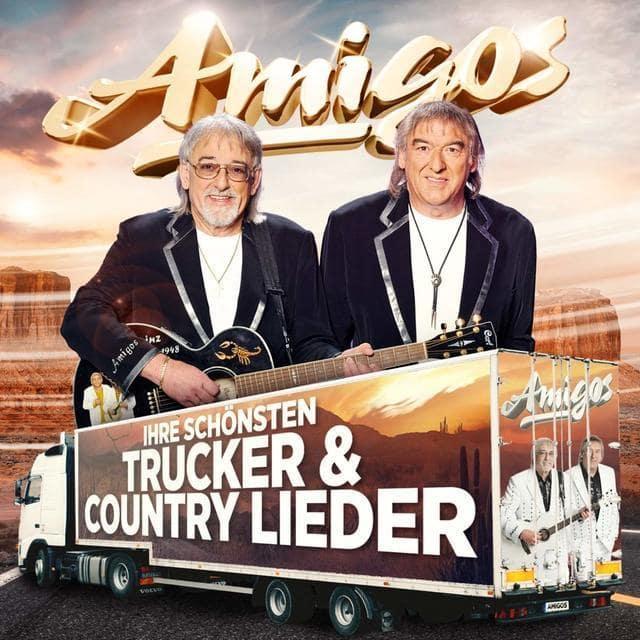 Ihre schönsten Trucker-& Country-Lieder (Die Amigos) für 11,99 Euro