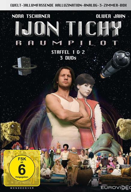 Ijon Tichy: Raumpilot DVD-Box (DVD) für 15,99 Euro