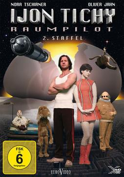 Ijon Tichy: Raumpilot - Staffel 2 (DVD) für 7,99 Euro