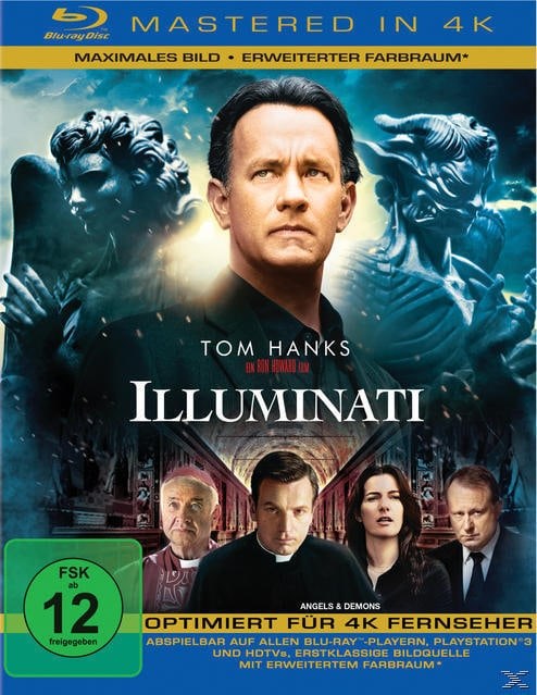 Illuminati Remastered (BLU-RAY) für 14,99 Euro