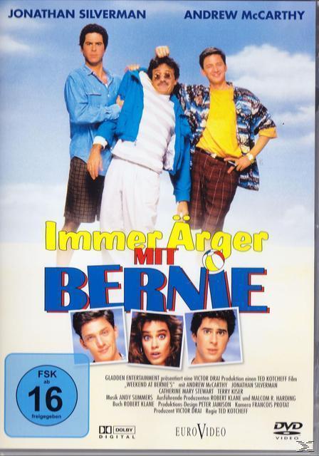 Immer Ärger mit Bernie (DVD) für 5,99 Euro