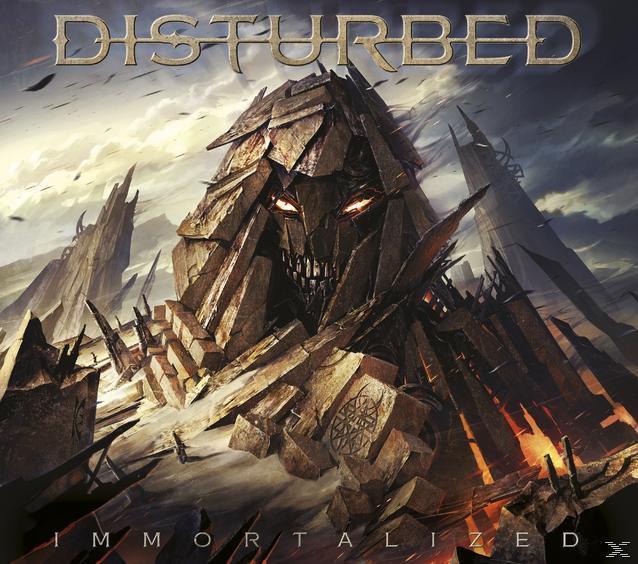 Immortalized (Deluxe Version) (Disturbed) für 19,99 Euro