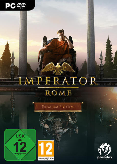 Imperator: Rome - Premium Edition (PC) für 39,99 Euro