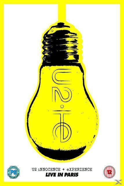 INNOCENCE + EXPERIENCE LIVE IN PARI (U2) für 10,99 Euro
