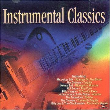 Instrumental Classics (VARIOUS) für 4,99 Euro