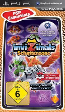 Invizimals: Schattenzone (PSP Essentials) (PSP) für 9,99 Euro