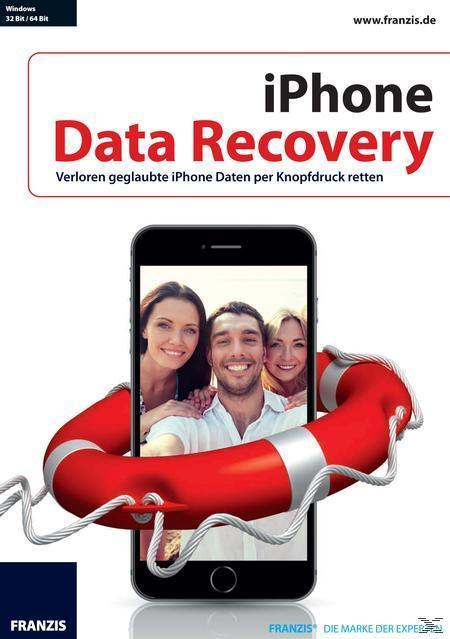 iPhone Data Recovery (PC) für 69,00 Euro