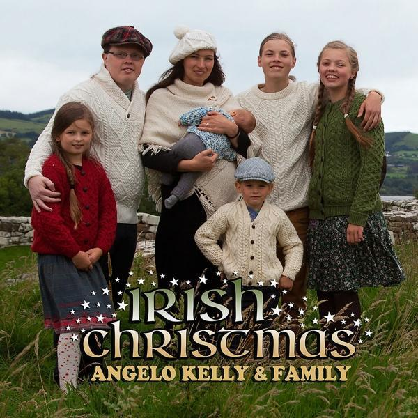 Irish Christmas (Angelo & Family Kelly) für 10,99 Euro