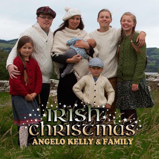 Irish Christmas (Angelo & Family Kelly) für 9,99 Euro