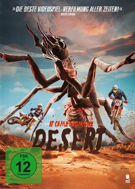 It came from the desert (DVD) für 12,99 Euro