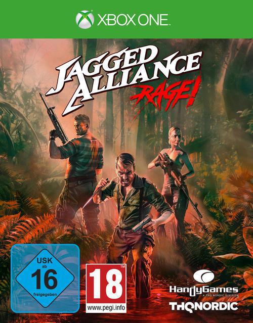 Jagged Alliance: Rage! (Xbox One) für 29,99 Euro
