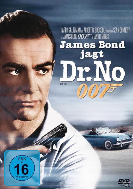 James Bond 007 jagt Dr. No (DVD) für 7,99 Euro