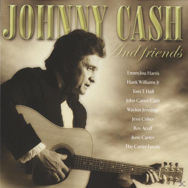 JC & His Friends (Johnny Cash) für 4,99 Euro