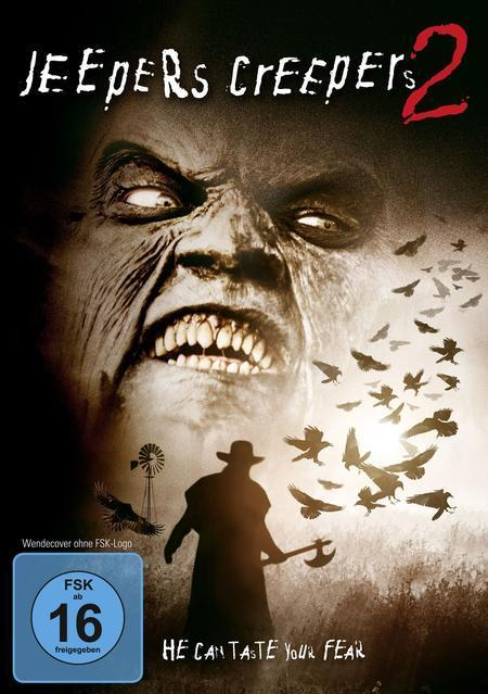 Jeepers Creepers 2 (DVD) für 9,99 Euro