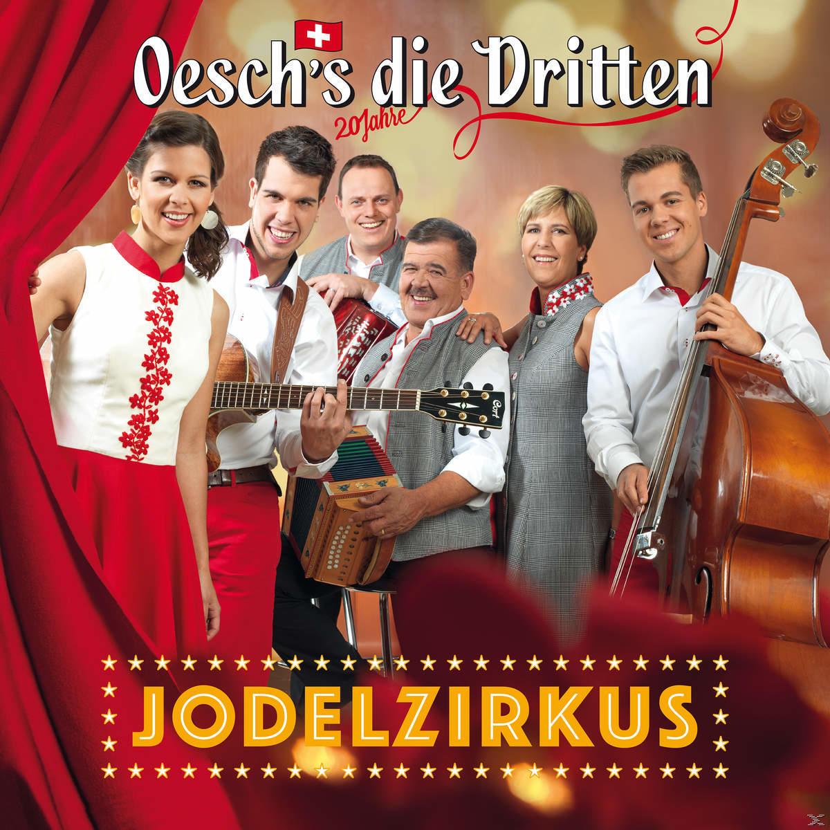 Jodelzirkus (Oesch's Die Dritten) für 17,99 Euro