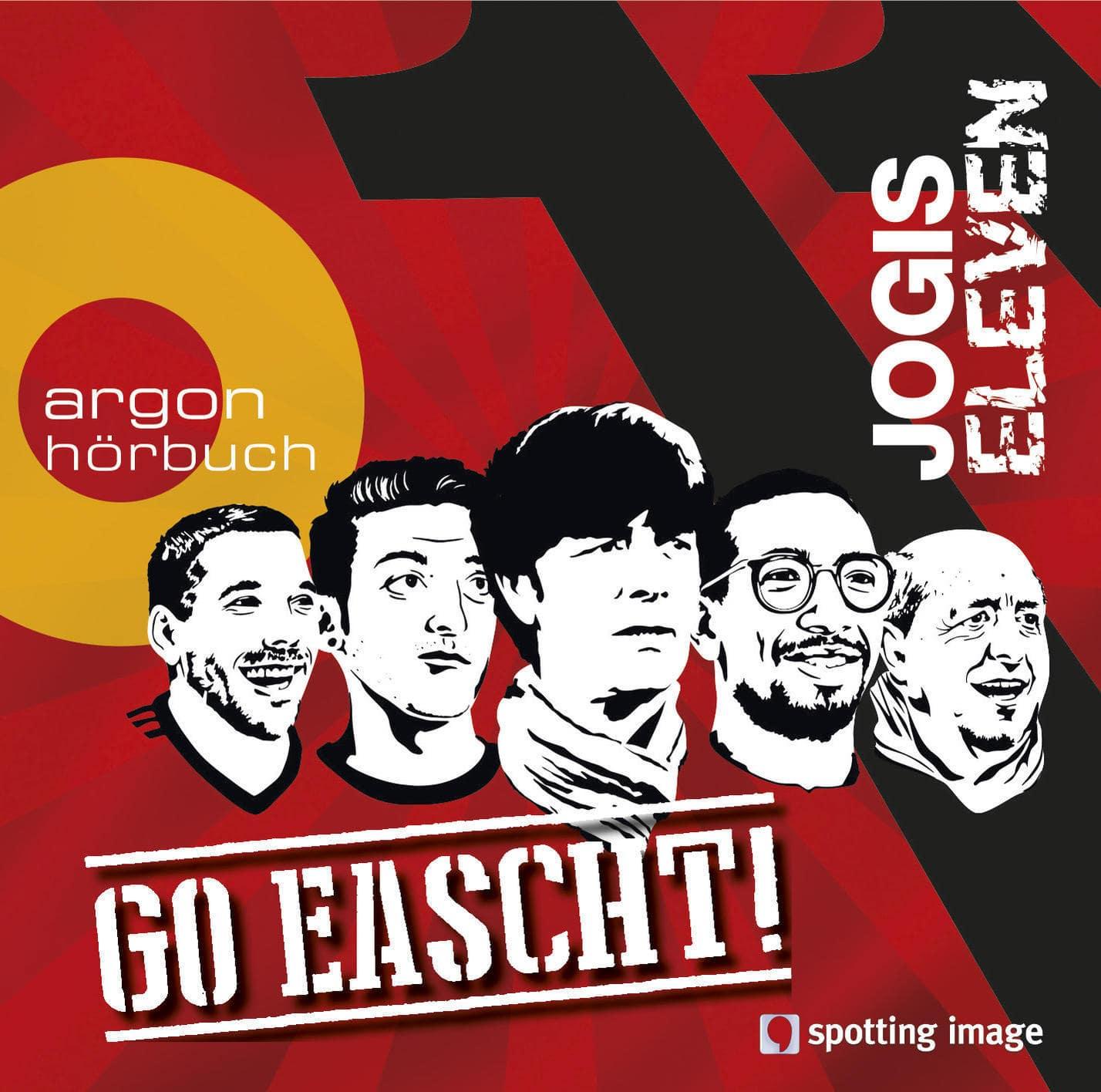 Jogis Eleven: Go eascht (CD(s)) für 8,99 Euro