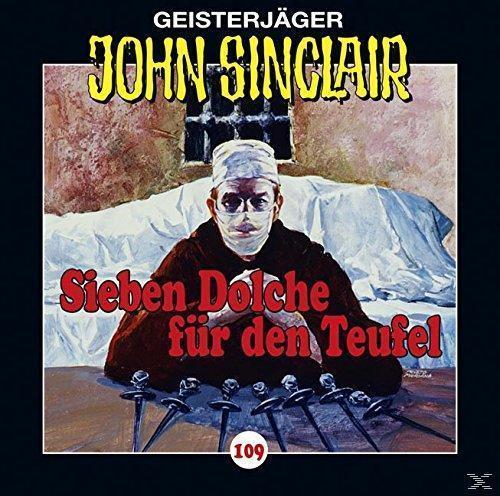 John Sinclair (109): Sieben Dolche für den Teufel (CD(s)) für 6,99 Euro