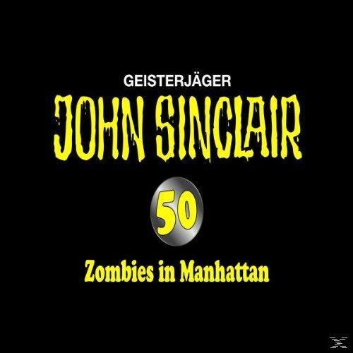 John Sinclair 50: Zombies In Manhattan - Special Limited Edition (CD + DVD) (CD(s)) für 19,99 Euro