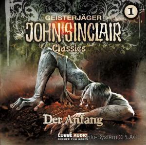 John Sinclair Classics 1: Der Anfang (CD(s)) für 6,99 Euro