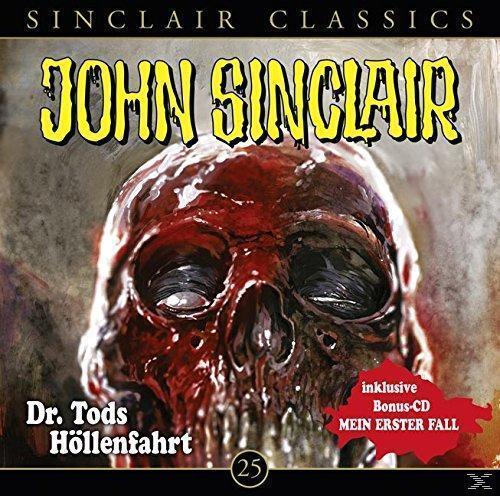 John Sinclair Classics 25: Dr. Tods Höllenfahrt (CD(s)) für 6,99 Euro