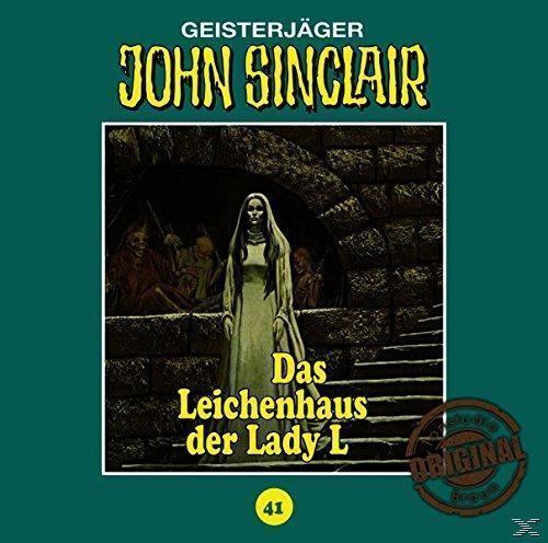 John Sinclair Tonstudio Braun (41): Das Leichenhaus der Lady L. (CD(s)) für 6,99 Euro