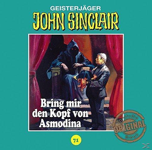 John Sinclair Tonstudio Braun:  Bring mir den Kopf von Asmodina (71) (CD(s)) für 6,99 Euro