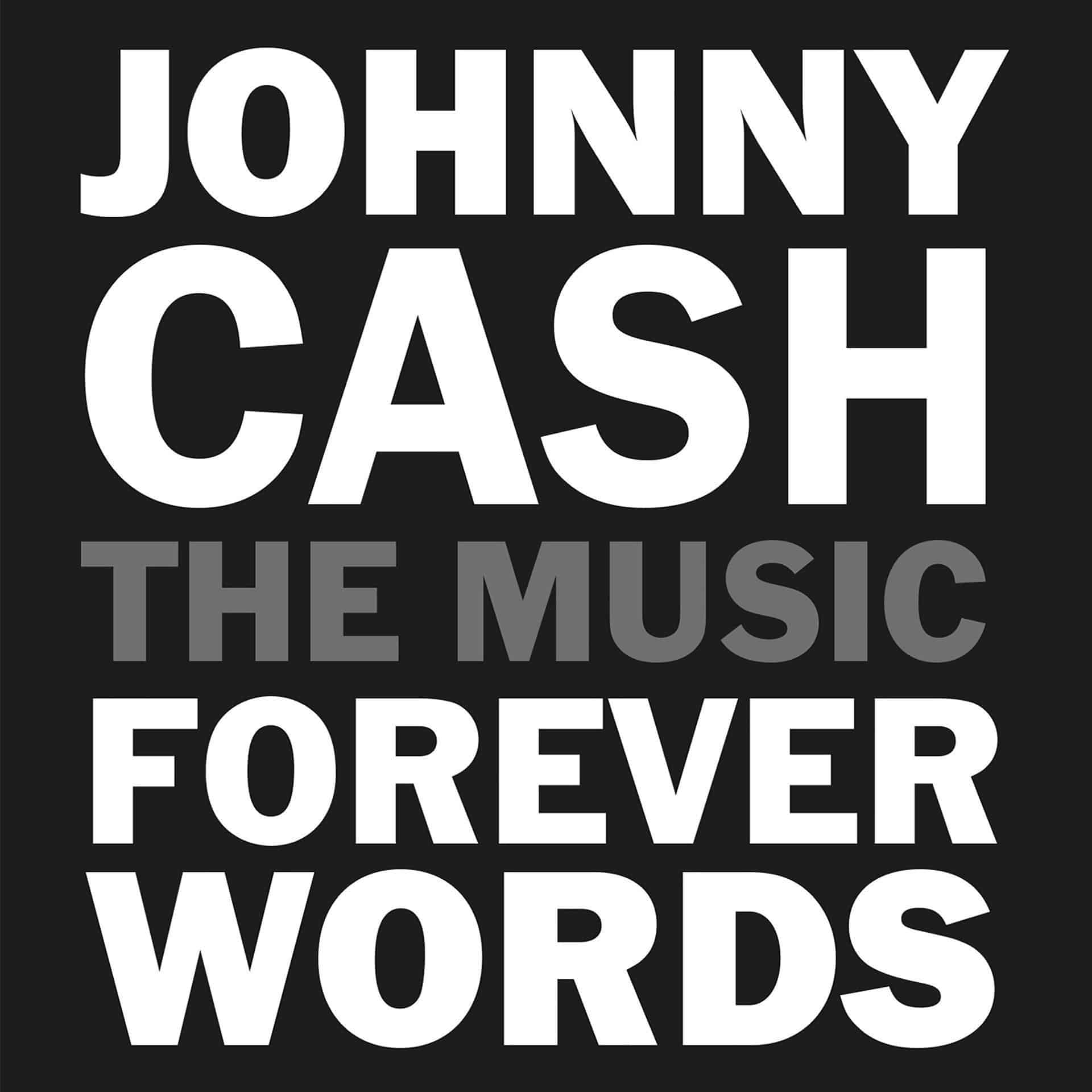 Johnny Cash: Forever Words (VARIOUS) für 11,99 Euro