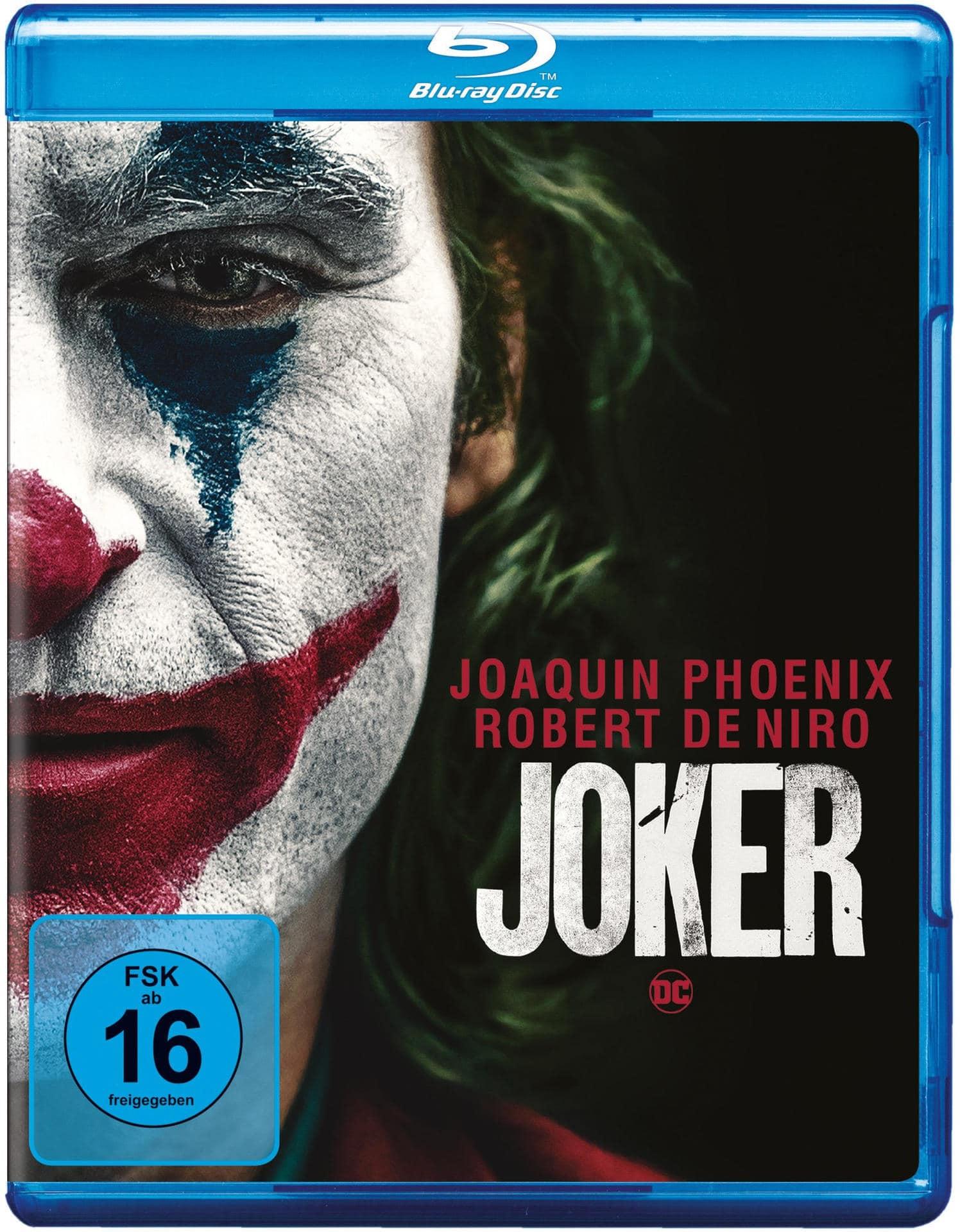 Joker (BLU-RAY) für 17,99 Euro