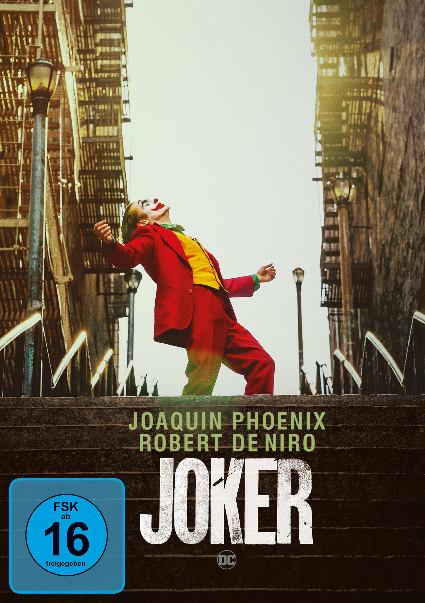 Joker (DVD) für 14,99 Euro