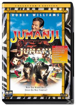 Jumanji - Collector's Edition (DVD) für 5,79 Euro