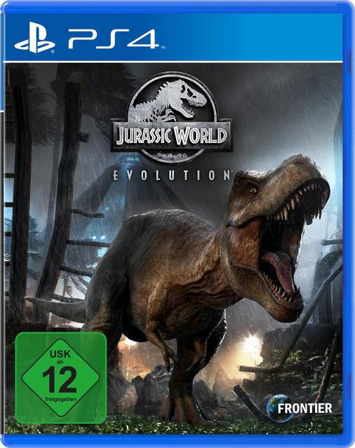 Jurassic World Evolution (PlayStation 4) für 52,99 Euro