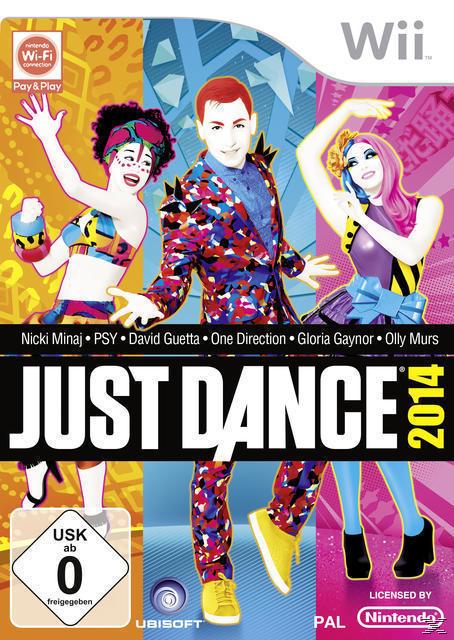 Just Dance 2014 (Software Pyramide) (Nintendo WII) für 22,00 Euro