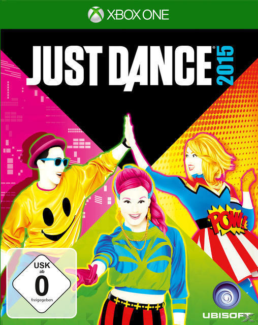 Just Dance 2015 (Xbox One) für 29,99 Euro