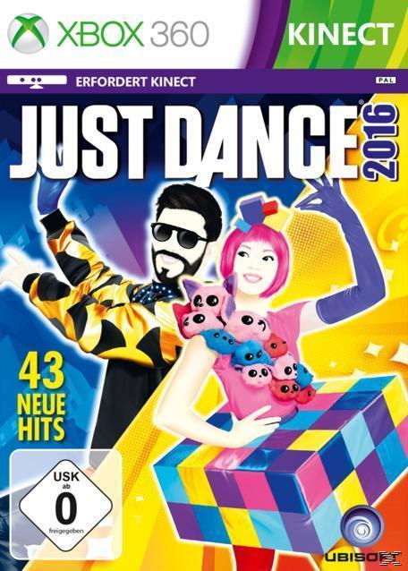 Just Dance 2016 (XBox 360) für 29,99 Euro