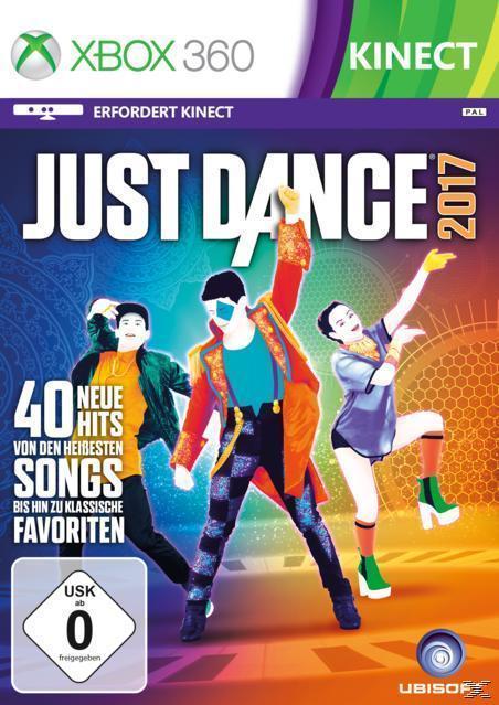 Just Dance 2017 (XBox 360) für 29,95 Euro