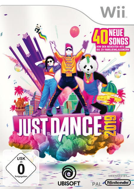 Ubi Soft Just Dance 2019 Nintendo Wii Von Expert Technomarkt