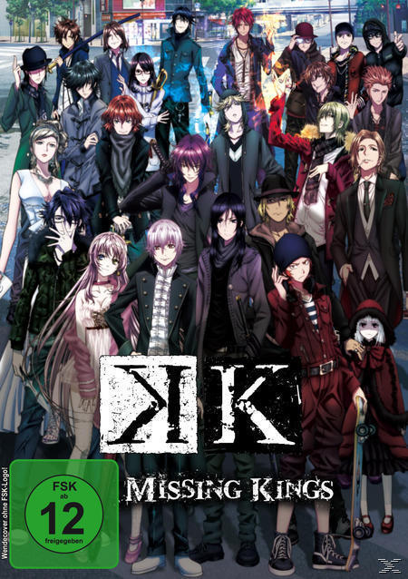 K - Missing Kings (DVD) für 24,99 Euro