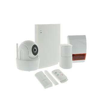 König SAS-CLALARM10 Smart-Home-Security-Set Wi-Fi für 239,00 Euro