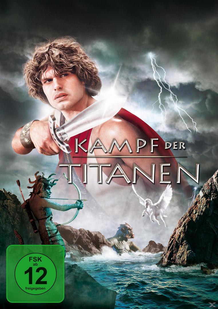 Kampf der Titanen (DVD) für 6,99 Euro