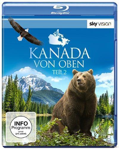 Kanada von oben - Teil 2 (BLU-RAY) für 17,99 Euro