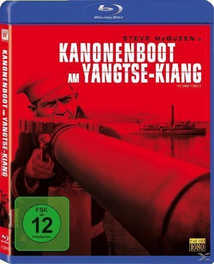 Kanonenboot am Yangtse-Kiang (BLU-RAY) für 9,99 Euro
