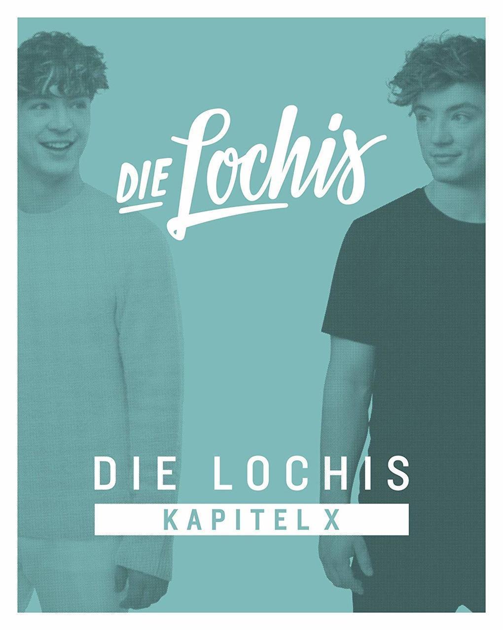 Kapitel X (Special Edition) (Die Lochis) für 24,99 Euro
