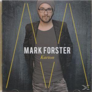 Karton (Mark Forster) für 8,49 Euro