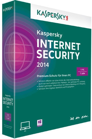 Internet Security 2014 für 35,00 Euro